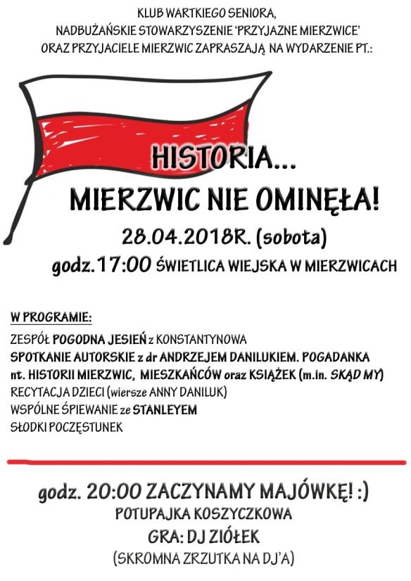 Anna Daniluk Wiersze Wsi Spokojna Wsi Wesoła Mierzwice I