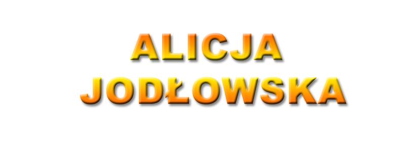 alicja jodłowska