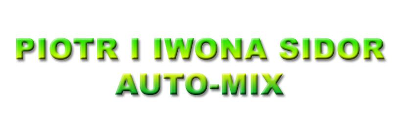 sidor auto mix